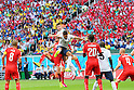 Olivier Giroud (FRA), <br /> JUNE 20, 2014 - Football /Soccer : <br /> 2014 FIFA World Cup Brazil <br /> Group Match -Group E- <br /> between Switzerland 2-5 France <br /> at Arena Fonte Nova, Salvador, Brazil. <br /> (Photo by YUTAKA/AFLO SPORT) [1040]