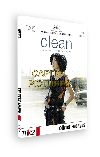 DVD COVER ART.in Clean.*Filmstill - Editorial Use Only*.CAP/PLF.Supplied by Capital Pictures.
