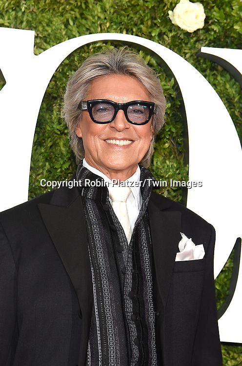 Tommy Tune attends the 71st Annual  Tony Awards on June 11, 2017 at Radio City Music Hall in New York, New York, USA.<br /> <br /> photo by Robin Platzer/Twin Images<br />  <br /> phone number 212-935-0770