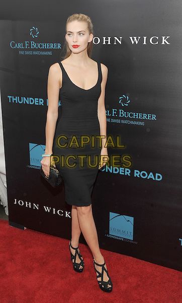 New York, NY- October 13: Emily Senko attends the Summit Entertainment and Thunder Road Pictures New York screening of John Wick at the Regal Union Square on October 13, 2014 in New York City.  <br /> CAP/RTNSTV<br /> &copy;RTNSTV/MPI/Capital Pictures