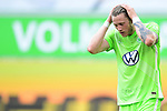 Wout Weghorst (Wolfsburg)<br />Wolfsburg, 27.06.2020: nph00001: , Fussball Bundesliga, VfL Wolfsburg - FC Bayern Muenchen<br />Foto: Tim Groothuis/Witters/Pool//via nordphoto<br /> DFL REGULATIONS PROHIBIT ANY USE OF PHOTOGRAPHS AS IMAGE SEQUENCES AND OR QUASI VIDEO<br />EDITORIAL USE ONLY<br />NATIONAL AND INTERNATIONAL NEWS AGENCIES OUT