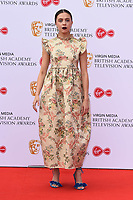 LONDON, UK. May 12, 2019: Bel Powley arriving for the BAFTA TV Awards 2019 at the Royal Festival Hall, London.<br /> Picture: Steve Vas/Featureflash