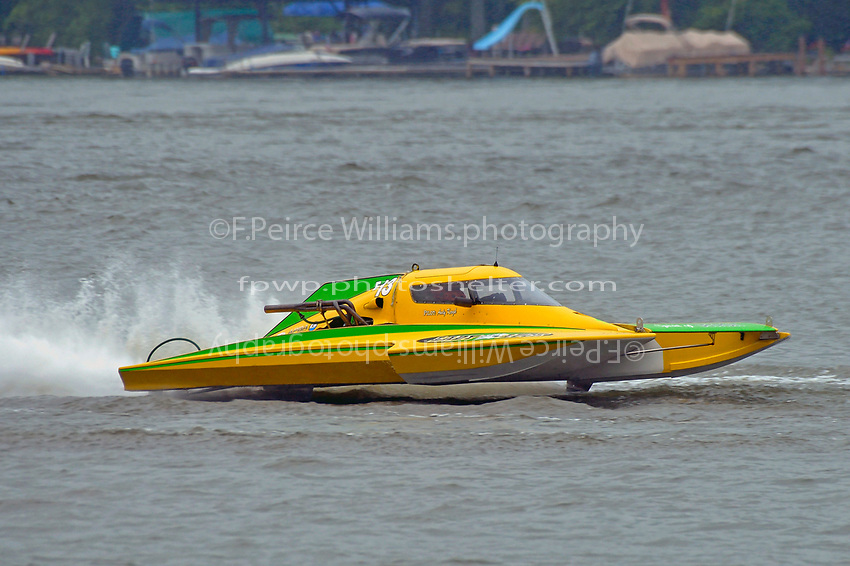 "Andy Keogh, E-13 ""Lady Luck"" (5 Litre class hydroplane(s)"