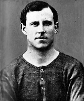 BNPS.co.uk (01202 558833)Pic: Wikipedia/BNPS<br /> <br /> PICTURED: Vivian Woodward - Chelsea's Viv Woodward, never played again after he was shot in the thigh during the first World WarDavid Beckham was once famously lampooned for wearing his wife's underwear.But had he plied his trade 100 years before he wouldn't have been alone on the football pitch in wearing knickers, according to a fascinating document that has come to light.The four page itinerary was given to England footballers ahead of a match in 1912.In it was the instruction for all players to bring 'dark knickers' to wear during the game.