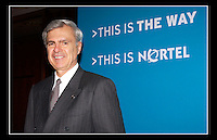 Bill Owens, Berlin 2005 - Served as Nortel's President and CEO from April, 2004 to November, 2005. Prior to his term at Nortel, Owens served in a number of senior U.S. military positions, including vice chairman of the Joint Chiefs of Staff, the second-ranking U.S. military officer