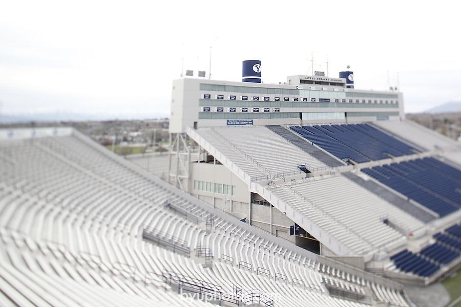 1203-37 149<br /> <br /> 1203-37 LES Stadium GCS<br /> <br /> BYU's Lavell Edwards Stadium, lights<br /> <br /> March 24, 2012<br /> <br /> Photo by Jaren Wilkey/BYU<br /> <br /> &copy; BYU PHOTO 2012<br /> All Rights Reserved<br /> photo@byu.edu  (801)422-7322