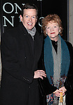 Dylan Baker & Becky Ann Baker attending the Broadway Opening Night Performance of 'Cat On A Hot Tin Roof' at the Richard Rodgers Theatre in New York City on 1/17/2013