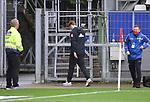 FussballFussball: agnph001:  1. Bundesliga Saison 2019/2020 27. Spieltag 23.05.2020<br />SC Freiburg - SV Werder Bremen<br />Trainer Florian Kohfeldt (Bremen Mitte) verlaesst das Spielfeld;<br />FOTO: Markus Ulmer/Pressefoto Ulmer/ /Pool/gumzmedia/nordphoto<br /><br />Nur fŸr journalistische Zwecke! Only for editorial use! <br />No commercial usage!
