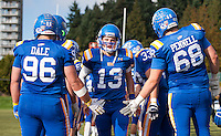 2014.11.01 UBC Football vs. Saskatchewan