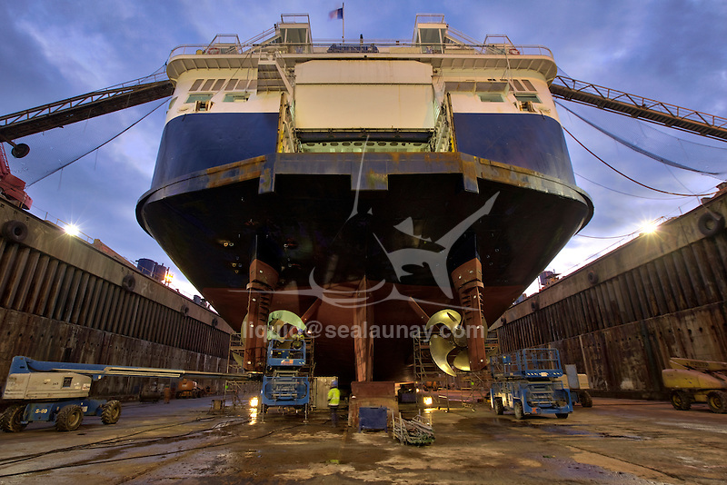Damen Shiprepair &amp; Conversion has decades of experience in repair, conversion, maintenance, refit and harbour &amp; voyage projects, completing more than 1,500 jobs annually for all types of vessels and platforms.<br />  In addition, Damen Shipyards Group delivers up to 180 vessels each year. Dunkerque, France.<br /> The ship CALAIS SEAWAYS (IMO: 8908466, MMSI: 228006800) is a Ferry/bac registered in France.