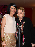 Pat Donaghy celebrating her 70th birthday in Tommy Hanratty's with grandaughter Joanne Boyle. Photo:Colin Bell/pressphotos.ie
