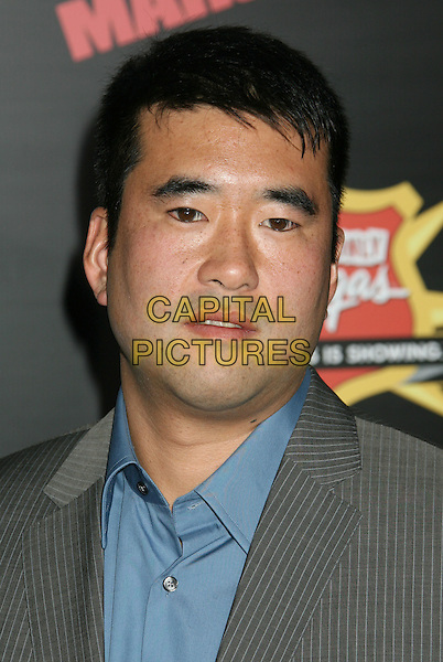 """JEFFREY MA.The Premiere of Columbia Pictures """"21"""" held at Planet Hollywood Hotel and Casino, Las Vegas, Nevada, USA,.12 March 2008..portrait headshot.CAP/ADM/RE.©Russ Elliot/Admedia/Capital PIctures"""