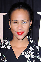 Zawe Ashton<br /> arriving for the BFI Luminous Fundraising Gala 2017 at the Guildhall , London<br /> <br /> <br /> &copy;Ash Knotek  D3316  03/10/2017