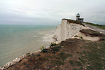 England ,East Sussex,Beachy Head,Belle Tout Lighthouse