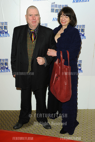 Timothy Spall arriving for the South Bank Show Awards 2010, the last ever, at the Dorchester Hotel.  26/01/2010  Picture by: Steve Vas / Featureflash