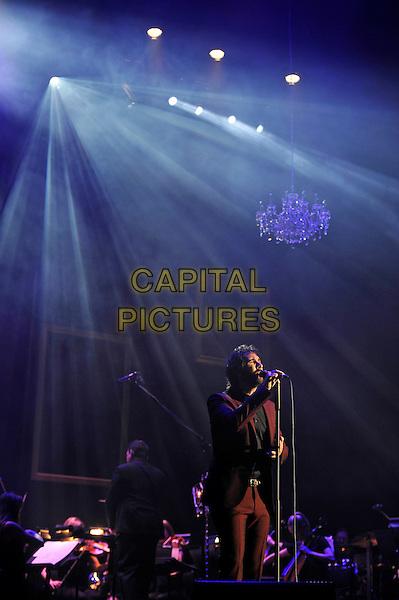 LONDON, ENGLAND - DECEMBER 1: Josh Groban performing at Eventim Apollo on December 1, 2015 in London, England.<br /> CAP/MAR<br /> &copy; Martin Harris/Capital Pictures