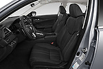 Front seat view of a 2020 Honda Insight Touring 5 Door Hatchback front seat car photos