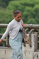 ATENÇÃO EDITOR FOTO EMBARGADA PARA VEÍCULOS INTERNACIONAIS. SAO PAULO, 06 DE OUTUBRO DE 2012 - CLIMA TEMPO SP -  A instabilidade persiste na madrugada deste sabado 6 de outubro. FOTO: GEORGINA GARCIA/BRAZIL PHOTO PRESS