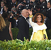 Diane von Furstenberg  attends the Costume Institute Gala at the Metropolitan Museum of Art honoring Rei Kawakubo/ Comme des Garcons: Art of the In-Between on May 1, 2017 in New York, New York, USA. <br /> <br /> photo by Robin Platzer/Twin Images<br />  <br /> phone number 212-935-0770