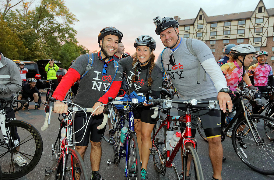 2016 Cycle for the Cause-The NorthEast AIDS ride from Boston to New York. -photograph by Trevor Collens