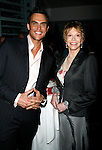 Cheyenne Jackson & Mary Tyler Moore<br />