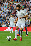 Real Madrid´s Lucas Silva during 2014-15 La Liga match between Real Madrid and Eibar at Santiago Bernabeu stadium in Madrid, Spain. April 11, 2015. (ALTERPHOTOS/Luis Fernandez)