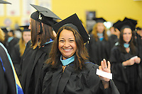 LAKEWOOD, NJ - MAY 21:  Georgian Court University 2014 Graduate Student Commencement Ceremony May 21, 2014 in Lakewood, New Jersey. (Photo by William Thomas Cain/Cain Images)