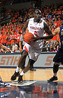 Virginia guard Marial Shayok (4) during the game Jan. 22, 2015, in Charlottesville, Va. Virginia defeated Georgia Tech 57-28.