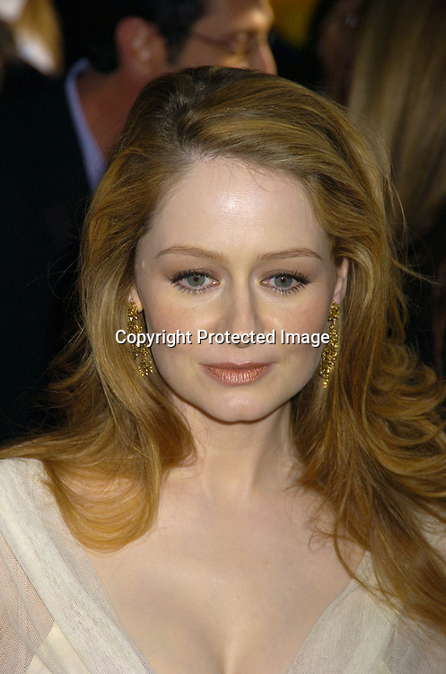 """Miranda Otto ..at the US Premiere of """"War of the World"""" on June 23, 2005 at The Ziegfeld Theatre. ..Photo by Robin Platzer, Twin Images"""