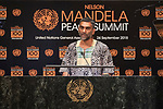 Opening Plenary Meeting of the Nelson Mandela Peace Summit<br /> MR, Kumi Naidoo AI