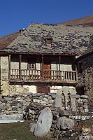 Europe/France/Midi-Pyrénées/65/Hautes-Pyrénées/Aucun: Vieille maison des Pyrénées