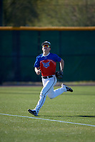 Ethan Pack during the Under Armour All-America Tournament powered by Baseball Factory on January 18, 2020 at Sloan Park in Mesa, Arizona.  (Mike Janes/Four Seam Images)