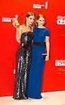Adèle Exarchopoulos et Léa Seydoux arrivent au Fouquets pour le repas après les César 2014, Restaurant le Fouquet's