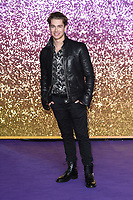 "LONDON, UK. October 23, 2018: AJ Pirtchard at the world premiere of ""Bohemian Rhapsody"" at Wembley Arena, London.<br /> Picture: Steve Vas/Featureflash"