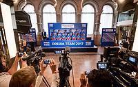 Picture by Allan McKenzie/SWpix.com - 25/09/2017 - Rugby League - Super League Dream Team 2017 - Aspire, Leeds, England - The Super League 2017 Dream team is unveiled.