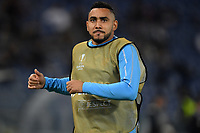 Dimitri Payet of Marseille warms up during the Uefa Europa League 2018/2019 football match between SS Lazio and Marseille at stadio Olimpico, Roma, November, 08, 2018 <br />  Foto Andrea Staccioli / Insidefoto