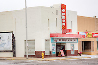 Odeon Theater Tucumcari New Mexico