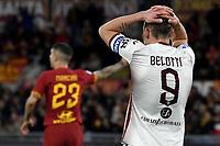 Andrea Belotti of Torino FC  dejection <br /> Roma 5-1-2020 Stadio Olimpico <br /> Football Serie A 2019/2020 <br /> AS Roma - Torino FC <br /> Foto Andrea Staccioli / Insidefoto