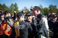 #3 SCB Racing, Porsche 991 / 2017, GT3CP: Parker Thompson, #79 Mark Motors Racing, Porsche 991 / 2019, GT3CP: Roman DeAngelis