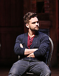 Neil Haskell during a Q & A before the Gilder Lehman Institute of American History Education Matinee of 'Hamilton' at the Richard Rodgers  Theatre on December 15, 2016 in New York City.