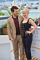 """Alden Ehrenreich & Emilia Clarke at the photocall for """"Solo: A Star Wars Story"""" at the 71st Festival de Cannes, Cannes, France 15 May 2018<br /> Picture: Paul Smith/Featureflash/SilverHub 0208 004 5359 sales@silverhubmedia.com"""