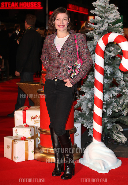 Camilla Rutherford arriving for the Nativity 2: Danger In The Manger Premiere, at Empire Leicester Square, London. 13/11/2012 Picture by: Alexandra Glen / Featureflash