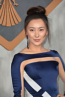 Lily Ji at the Global premiere for &quot;Pacific Rim Uprising&quot; at the TCL Chinese Theatre, Los Angeles, USA 21 March 2018<br /> Picture: Paul Smith/Featureflash/SilverHub 0208 004 5359 sales@silverhubmedia.com