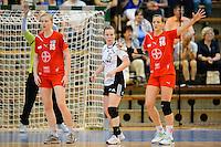 v.l.n.r. Kim Naidzinavicius (TSV), Wiebke Kethorn (VFL), Laura Steinbach (TSV)
