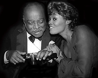 Dionne Warwick Count Basie 1980<br />