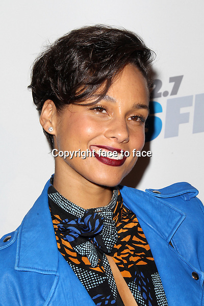 Alicia Keys at day 2 of KIIS FM's 2012 Jingle Ball at Nokia Theatre, Los Angeles, 03.03.2012...Credit: MediaPunch/face to face..- Germany, Austria, Switzerland, Eastern Europe, Australia, UK, USA, Taiwan, Singapore, China, Malaysia and Thailand rights only -