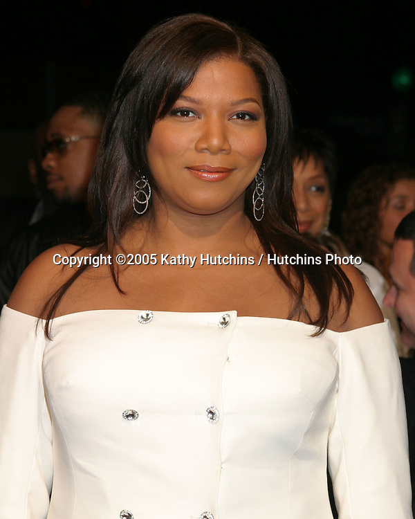 Queen Latifah.Beauty  Shop Premiere.Mann's National Theater.March 24, 2005.©2005 Kathy Hutchins / Hutchins Photo...