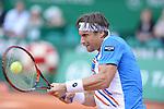 David Ferrer (ESP) defeats Rafael Nadal (ESP) 7-6(1), 6-4