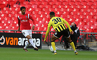 Devonte Redmond of Salford City during AFC Fylde vs Salford City, Vanarama National League Play-Off Final Football at Wembley Stadium on 11th May 2019