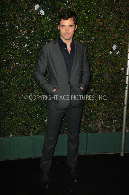 WWW.ACEPIXS.COM . . . . .  ....May 1 2012, LA....Ian Harding arriving at ABC Family Upfronts at The Sayers Club on May 1, 2012 in Hollywood, California.....Please byline: PETER WEST - ACE PICTURES.... *** ***..Ace Pictures, Inc:  ..Philip Vaughan (212) 243-8787 or (646) 769 0430..e-mail: info@acepixs.com..web: http://www.acepixs.com
